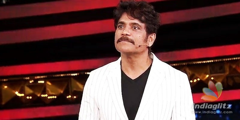 Bigg Boss-4: Is Nagarjuna making a big fuss about English?