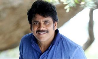 Nagarjuna elated about romance with beautiful woman