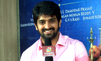 I Hate Lover Boy Image: Naga Shourya