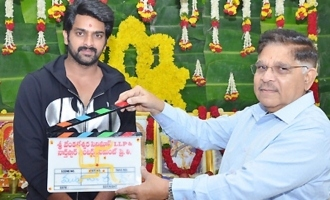 Naga Shaurya's New Movie Launch