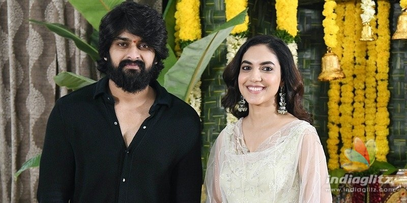 Naga Shaurya-Ritu Varmas movie launched