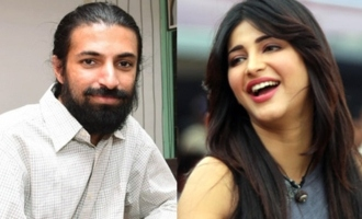 Nag Ashwin shoots short-film with Shruti Haasan in shortest possible time!