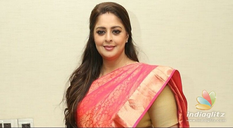 Nagma makes objectionable remarks on Army