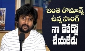 Padhe Padhe is the most romantic song in my career: Nani