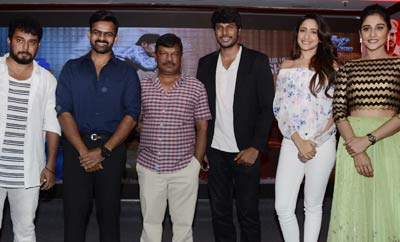 'Nakshatram' Teaser Launch