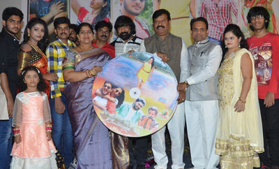 'Naku Manasunnadi' Audio Launch