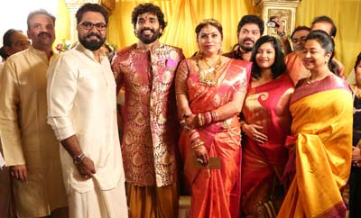Namitha -Veera Wedding