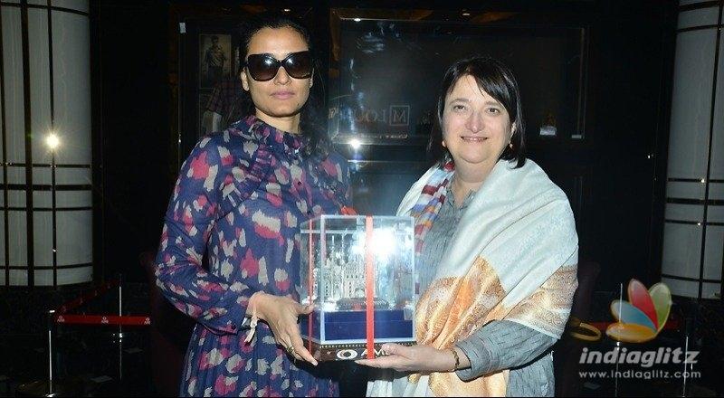 Hadda thanks Mahesh Babu for Anti-Trafficking short films