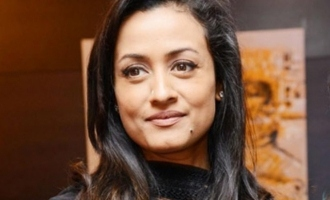 Pic Talk: Namrata finds Mahesh Babu's moustache to be so real!