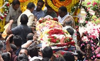 Nandamuri Harikrishna final journey and funeral