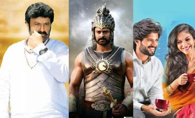 'Legend', 'Baahubali', 'Pelli Choopulu' emerge winners