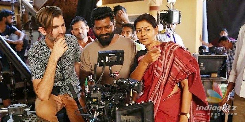 Nandita Das rejoins Virataparvam shoot