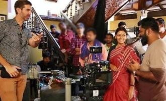 Nandita Das rejoins 'Virataparvam' shoot