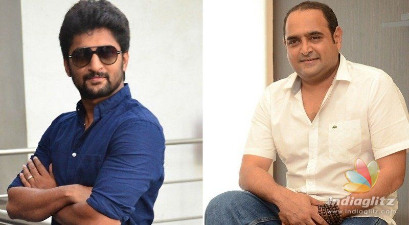 Nanis film with Vikram Kumar announced