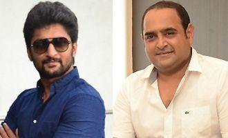 Nani's film with Vikram Kumar announced