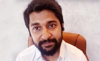 'వి'సినిమాతో ఫ్యాన్ బేస్ పెరుగుతుందే కానీ తగ్గదు: నాని