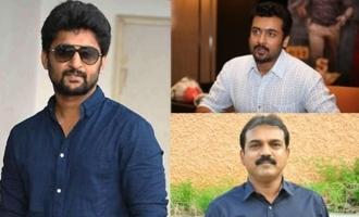 Nani, Suriya, Koratala, Mega heroes condemn attack