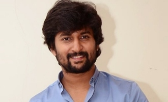 Nani's tribute to Chiranjeevi doesn't impress audience