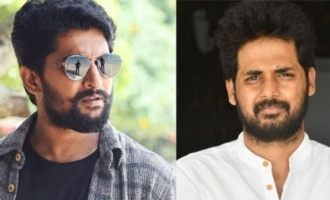 Nani teams up with Vivek Athreya