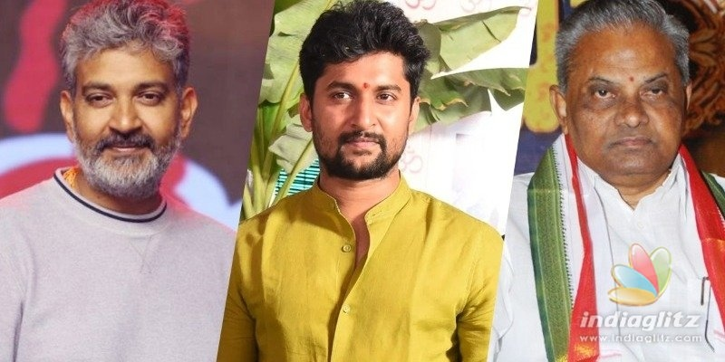 Rajamouli, Nani and others pay homage to Doraswamy Raju