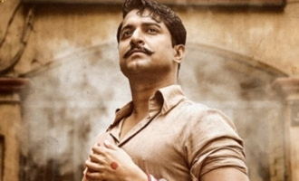 'Shyam Singha Roy' First Look: Nani gets into a vintage Bengali look
