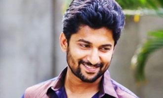 Pic Talk: Nani enters the set of 'Tuck Jagadish'