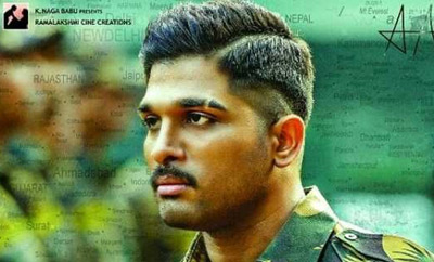 Allu Arjun set to deliver Poster Impact