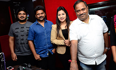 'Napoleon' Song Launch @ Red FM