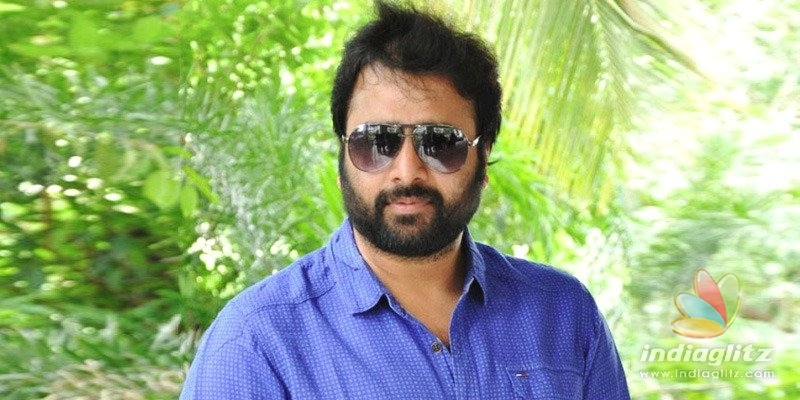 Nara Rohit donates Rs 30 lakh