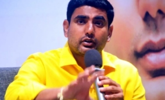 jagan style of robbery naralokesh shared a video about powerbills