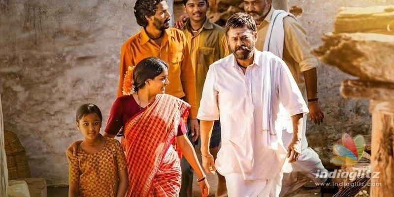 Venkatesh announces postponement of Narappa