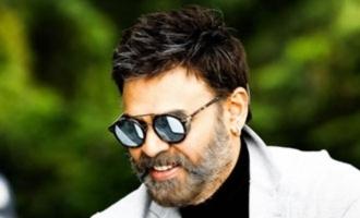 Venkatesh announces postponement of 'Narappa'