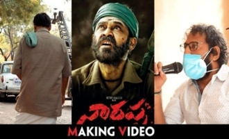 Narappa Making Video
