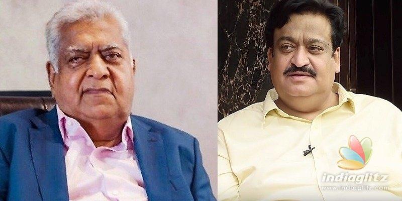 IT raids on Telugu industry biggies properties