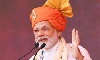 I won't forgive those who insult Gandhi: Modi