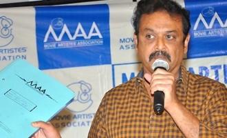 Naresh Vs Sivaji Raja: MAA controversy continues
