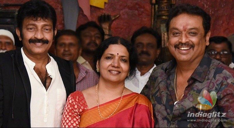 MAA election results out: Naresh, Jeevitha, Rajasekhar win