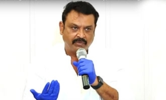 VK Naresh hits out at his critics, lists out MAA's record under him