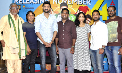 'Naruda Donaruda' Press Meet