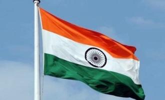 కండకావురం: జాతీయ జెండాను కాల్చిన సర్పంచ్ తమ్ముడు!