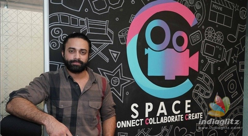 Navdeep establishes incubator for professionals