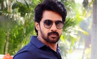 Naveen Chandra signs two interesting projects