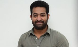 Actor happy that NTR posed with his mother