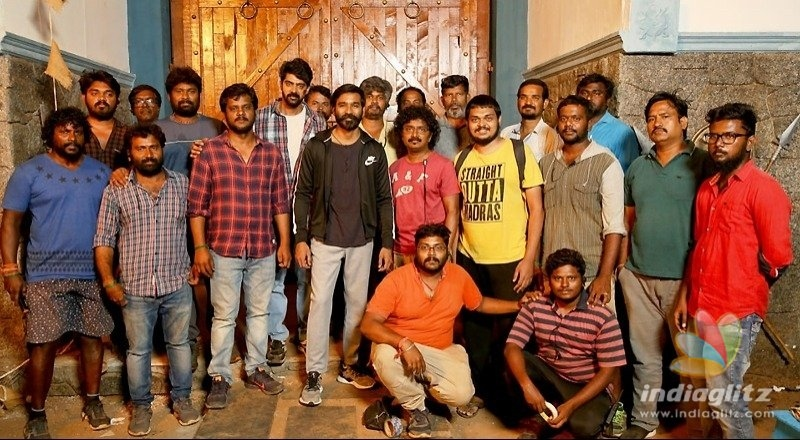 You will see a new Naveen Chandra in Dhanushs movie