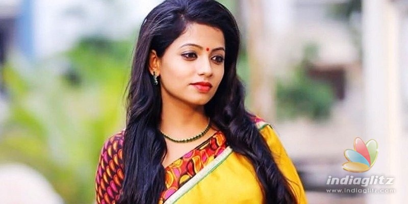 I cried after I tested positive for Covid: TV actress Navya Swamy