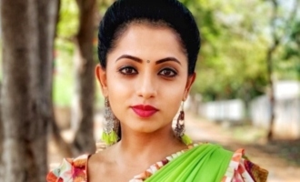 TV actress Navya Swamy issues video message after contracting Covid