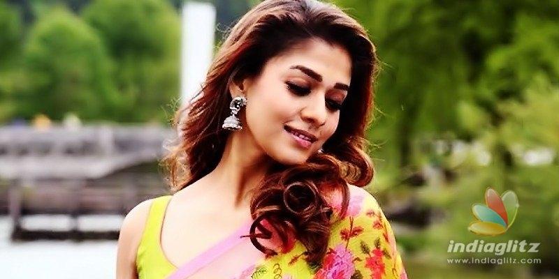 Nayanthara to romance legendary actor