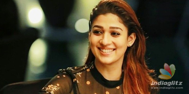 Nayanthara speaks about her love life with Vignesh