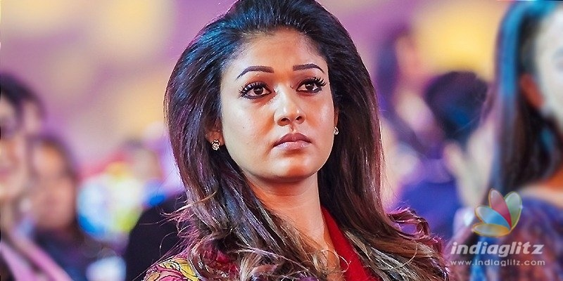 Thats why Nayanthara cried for an hour in Dubai!