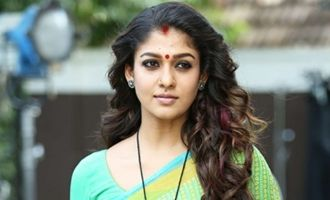 Nayanthara's playful video goes viral